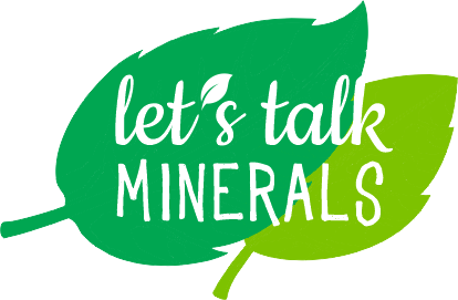 It's All About Minerals